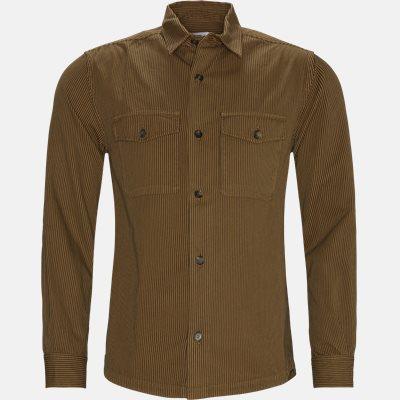 Regular | Shirts | Brown